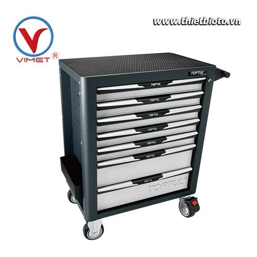 Tủ chứa dụng cụ đồ nghề 7 ngăn Toptul TCAG0703